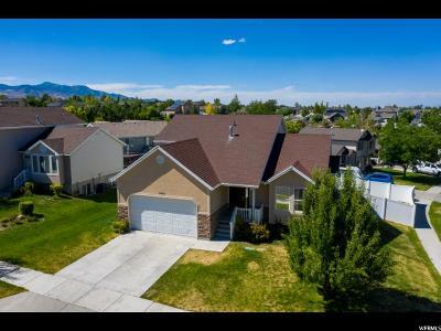 Herriman Single Family Home For Sale: 5744 W Bonica Ln S