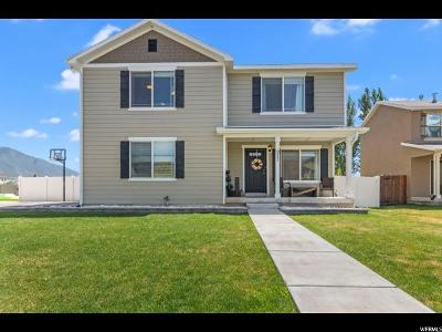 Springville Single Family Home For Sale: 977 W 1000 S