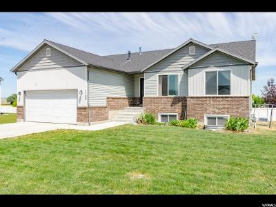 Nibley Single Family Home Under Contract: 1149 W 2600 S