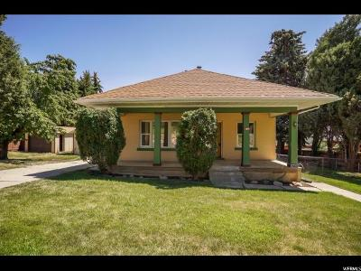 North Ogden Single Family Home For Sale: 789 E 2600 N