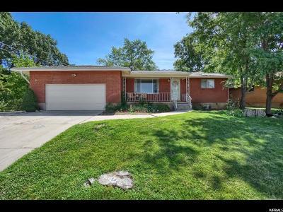 Ogden Single Family Home For Sale: 3120 S Hawthorne Ave. E