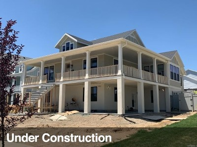 South Jordan Single Family Home Under Contract: 5066 W Beach Comber Way S #8-528