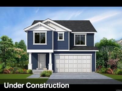 Herriman Single Family Home Under Contract: 14823 S Pele Ln #408