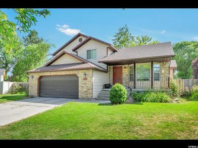 Sandy Single Family Home For Sale: 11257 Scobey Cir