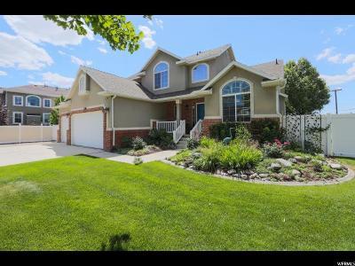 Lehi Single Family Home For Sale: 2581 Eaglecrest Dr