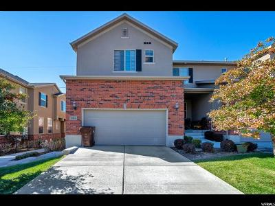 Lehi Townhouse For Sale: 3435 N 150 W