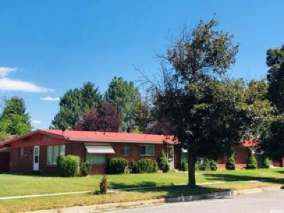 Preston Multi Family Home Under Contract: 202 E 1st N