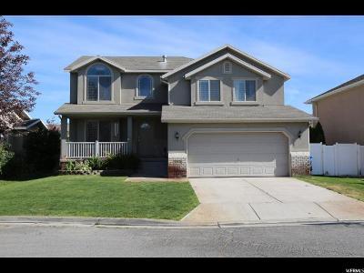 Lehi Single Family Home For Sale: 3464 W Colony Cv