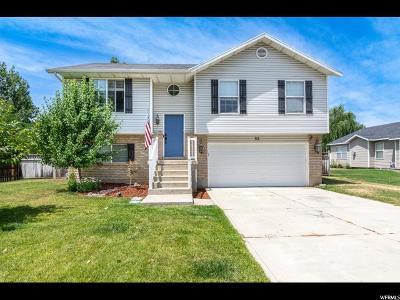 Layton UT Single Family Home For Sale: $278,900
