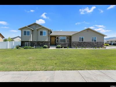 Nibley Single Family Home Under Contract: 3008 S 1000 W