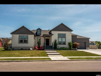Layton Single Family Home For Sale: 133 S Summer Breeze Ln #110