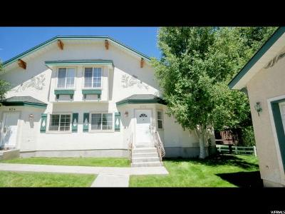 Wasatch County Single Family Home Under Contract: 670 N 776 W