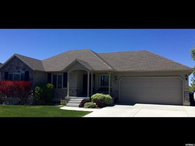 Lehi Single Family Home For Sale: 664 W 1290 N