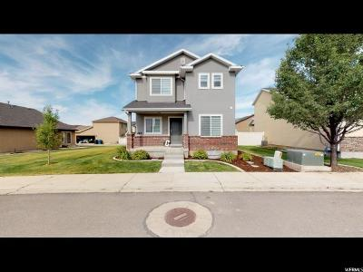 Santaquin Single Family Home Under Contract: 980 N 90 W