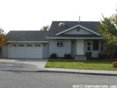 Orem Single Family Home For Sale: 551 N 355 W