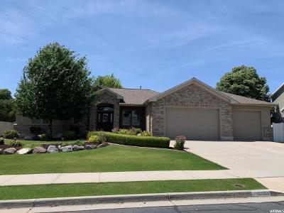 South Jordan Single Family Home For Sale: 10432 S Culmination St