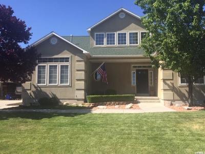 Riverton Single Family Home For Sale: 1548 Fiver Cir
