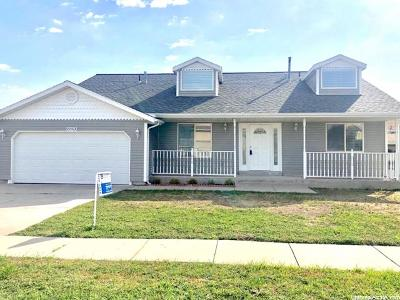 Salt Lake City Single Family Home Under Contract: 1320 N Sir Phillip Dr