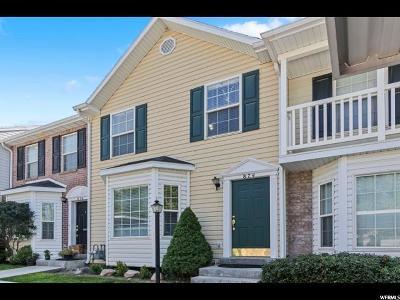 Payson Townhouse For Sale: 874 E Greenridge Ave S