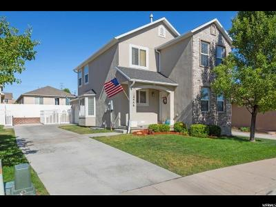 Riverton Single Family Home For Sale: 12446 S Mayan St W