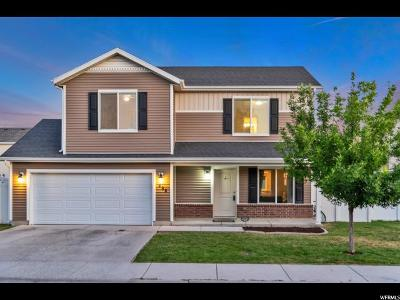 Logan UT Single Family Home For Sale: $236,000