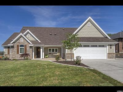 Weber County Single Family Home For Sale: 3569 N Angel Heights Cir