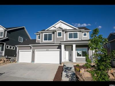 Herriman Single Family Home For Sale: 14754 S Palmerston Way #66