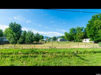 Wellsville Residential Lots & Land Under Contract: 40 E 200 S
