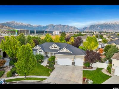 Lehi Single Family Home For Sale: 2318 W Pointe Meadow Dr