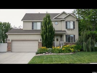 American Fork Single Family Home Under Contract: 472 W 600 N