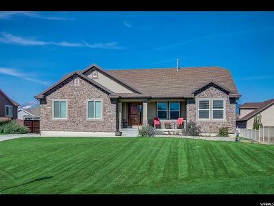 Heber City Single Family Home Under Contract: 652 S 930 E