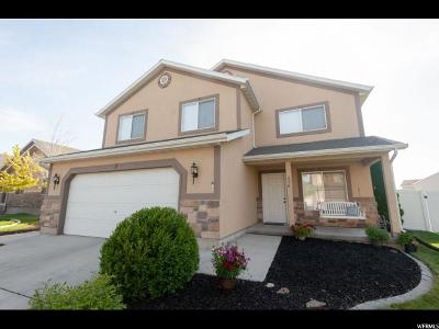Lehi Single Family Home For Sale: 256 S Willow Reed