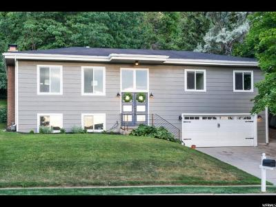 Bountiful Single Family Home Under Contract: 598 Meadowlark Ln