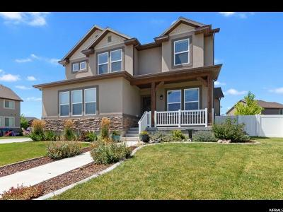 Springville Single Family Home For Sale: 796 W 1350 S
