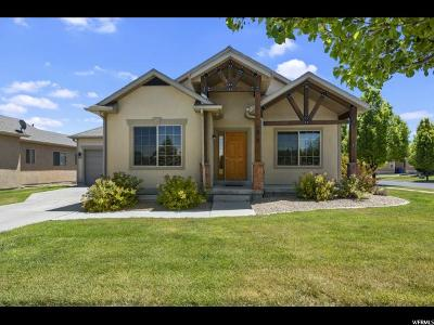 West Jordan Single Family Home For Sale: 7979 S Ranch House Dr W