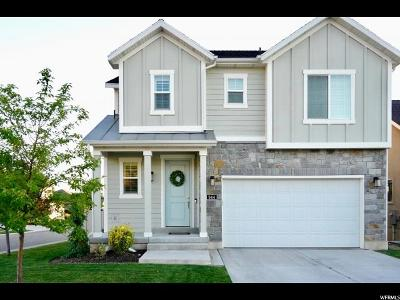 Fruit Heights Single Family Home Under Contract: 944 Cherry Plum Ln #405