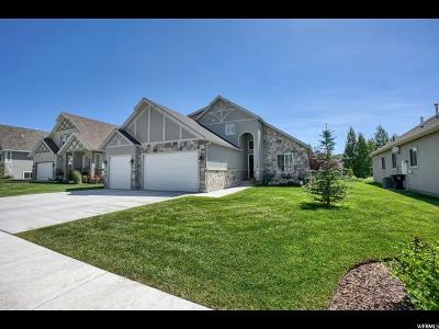 Midway Single Family Home For Sale: 1188 N Canyon View Rd W