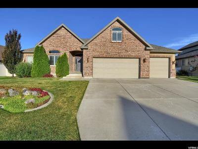 Riverton Single Family Home For Sale: 11832 S Swenson Farm Dr