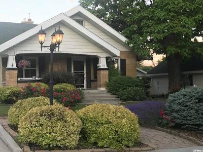 Preston Single Family Home For Sale: 119 S 2nd E