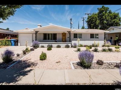 Logan UT Single Family Home For Sale: $270,000