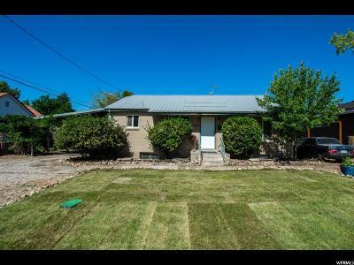 Orem Single Family Home For Sale: 820 S Main St
