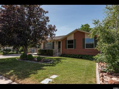 American Fork Single Family Home For Sale: 453 W Hindley Dr N