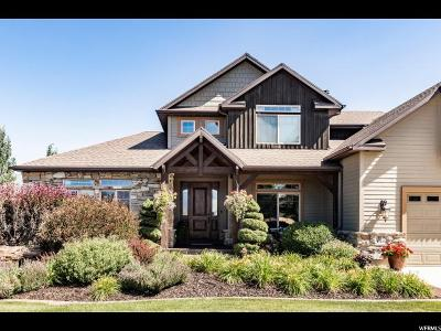 Midway Single Family Home For Sale: 30 W 970 S