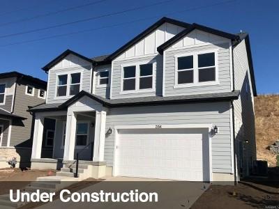 Lehi Single Family Home For Sale: 2154 W Northridge Dr N #17