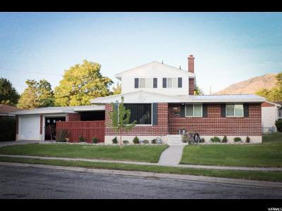 Logan Single Family Home For Sale: 1050 N 500 E