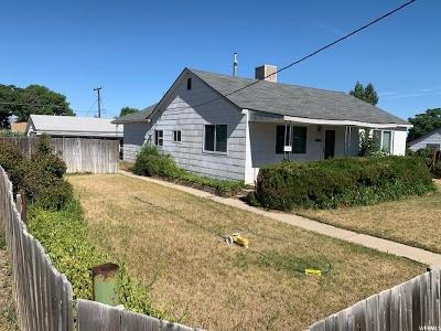Tooele County Single Family Home Under Contract: 255 N Second St E