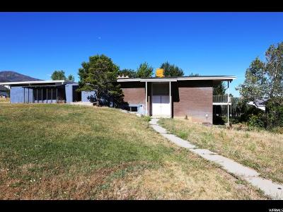 Elk Ridge Single Family Home Under Contract: 181 N Powell Rd