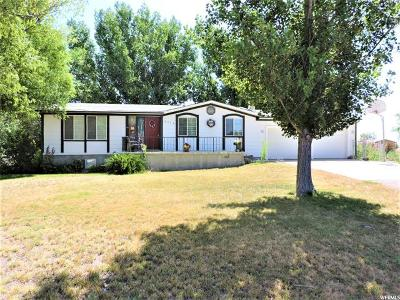 Delta Single Family Home Under Contract: 2620 N 3000 W