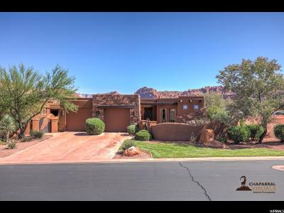 St. George Single Family Home For Sale: 2549 W Sinagua Trl #36