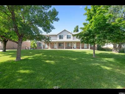 Davis County Townhouse Under Contract: 248 S 500 E #D6